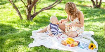 Passer un bel été avec son bébé