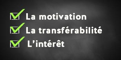 motivation entrevue question emploi