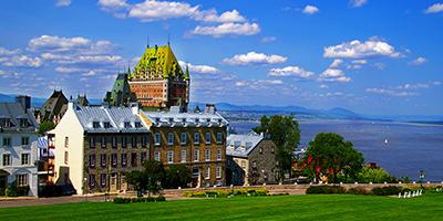L'été à Québec c'est réellement magique!