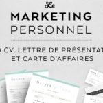 marketing personnel cv emploi