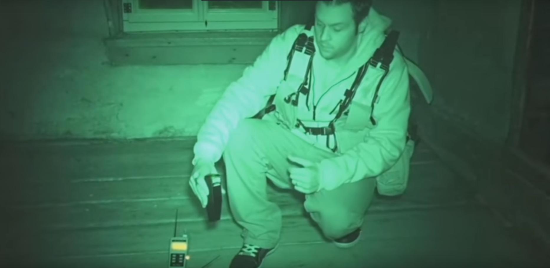 Métier : enquêteur paranormal