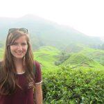 Laura en Malaisie