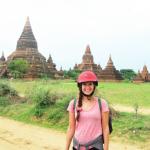 Laura à Bagan