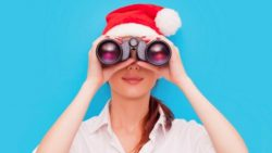 recherche d'emploi durant la période des fêtes