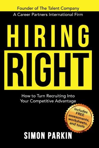hiring right by simon parkin