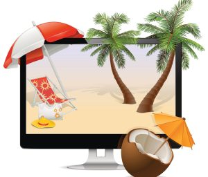 5 Ways to Take A Vacation While Working From Home
