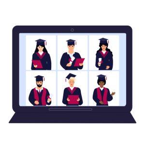 Diplômés pendant la COVID-19