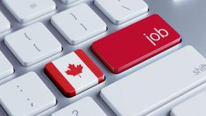Emplois au Canada