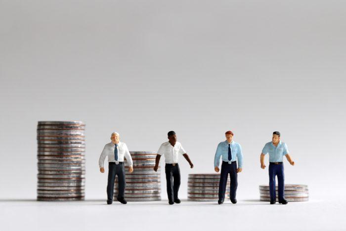 Salaire minimum Canada