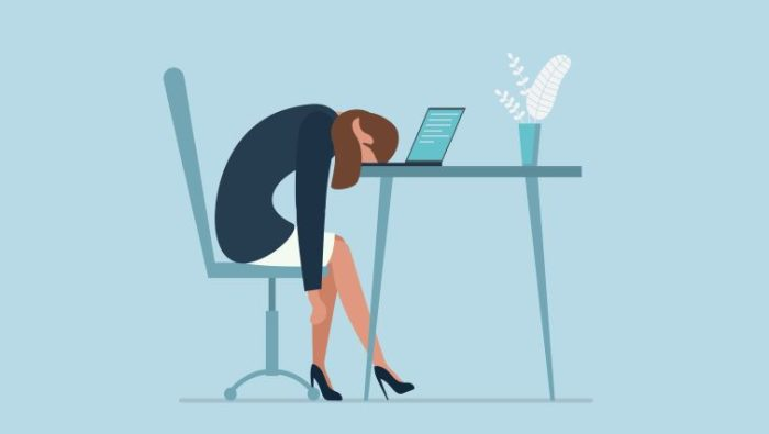 What is work fatigue