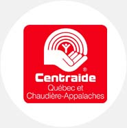 CENTRAIDE: Coming together to help. Helping to come together.