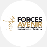 FORCES AVENIR: Recognizing and promoting students' commitment to society