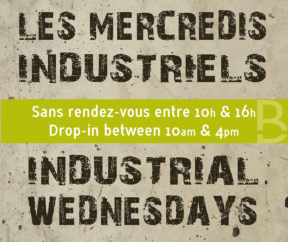 Mercredis industriels