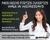 Walk-In Wednesday