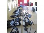 salle de conditionnement physique au Mont d'Youvil