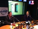 Entrevue au FM 93