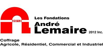 Les fondations André Lemaire 2012 inc.
