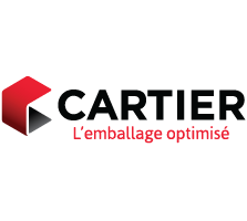 CARTIER, L'emballage optimisé