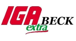 IGA extra Marché d'alimentation Beck inc.