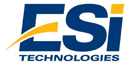 cheap for discount 959b3 330f1 ESI Technologies