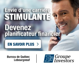 Groupe Investors - Québec Lebourgneuf